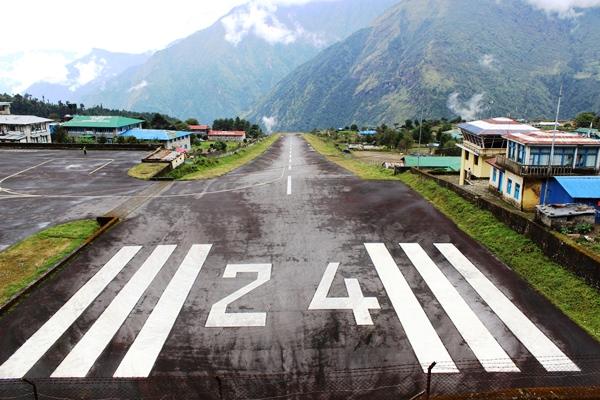 end-of-runway
